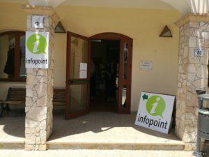 """Riapre domani 17 luglio, lo sportello di accoglienza e informazione """"Infopoint Masainas""""."""
