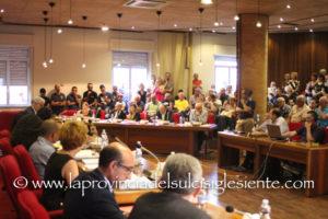 Si è insediato ieri sera il nuovo Consiglio comunale di Sant'Antioco, eletto l'11 giugno 2017.