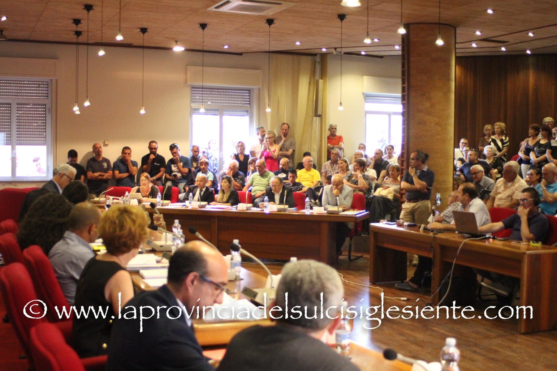 Il Consiglio comunale di Sant\'Antioco ha approvato l\'istituzione ...