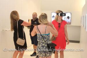 E' stato inaugurato ieri pomeriggio il nuovo ufficio turistico (IAT) del comune di Iglesias.