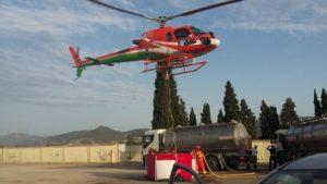 Vertice Prefetture – Regione – Vigili del Fuoco, questa mattina, sulla gestione dell'antincendio in Sardegna.