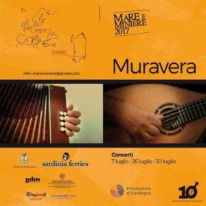 Mercoledì sera, dopo il grande successo del concerto dei Pupi di Surfaro, Mare e Miniere torna a Muravera.