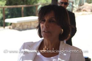 L'assessore dell'Industria Maria Grazia Piras ha incontrato i Sindacati sulla vertenza della miniera di Olmedo.