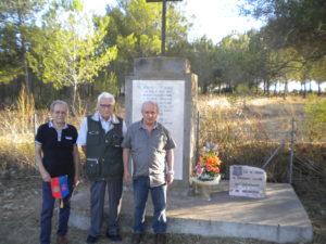 Il Rotary Club di Iglesias ha commemorato i 16 caduti della campagna antianofelica (26 giugno 1950).