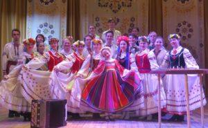 Due gruppi folkloristici bielorussi fra i protagonisti dei festival internazionali nel sud della Sardegna.