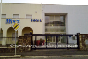 Anche l'Amministrazione comunale di Carbonia scende in campo a difesa della sede INPS di via Trieste.