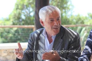 Il commissario straordinario del Parco Geominerario, Tarcisio Agus, ha avviato una serie di contatti formali con i Comuni per rilanciare l'azione dell'Ente