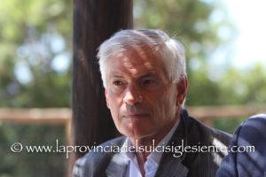 Il presidente Tarcisio Agus propone un tavolo di confronto sul futuro del Parco Geominerario.