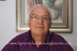 """Intervista ad Ulisse Piddiu, il protagonista giovedì 20 luglio, della """"lezione di senso civico"""" alla turista continentale a Porto Pinetto."""