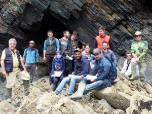 Dodici studenti del corso di laurea magistrale in Scienze e tecnologie geologiche dell'ateneo di Cagliari hanno partecipato ad un laboratorio a Crozon, in Francia.
