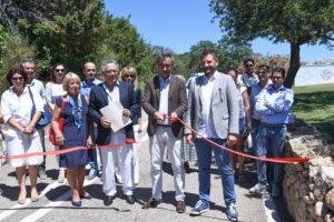 Sardegna Resorts, Consorzio Costa Smeralda e Pevero Golf Club inaugurano i primi percorsi salute naturalistici in Costa Smeralda.
