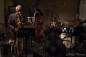 Questa sera, al festival Time in Jazz, a Berchidda, l'Art Ensemble of Chicago.