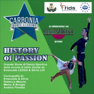 Due domeniche all'insegna della danza sportiva, il 20 agosto in Piazza Venezia, a Cortoghiana, il 27 agosto all'Anfiteatro di Piazza Marmilla, a Carbonia.