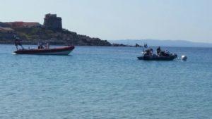 L'ordigno bellico rinvenuto due giorni fa da un subacqueo a Portopaglietto, è stato fatto brillare a circa quattro miglia dalla costa.