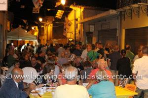 """Nuxis si animerà, questa sera, per la """"Festa de Su Addeu 2018"""", organizzata dalla Pro Loco di Nuxis con il patrocinio del comune di Nuxis."""