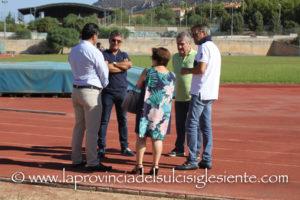 """Domani Comune di Carbonia e Carbonia Calcio si incontreranno per studiare possibili soluzioni per l'utilizzo dello Stadio """"Carlo Zoboli""""."""