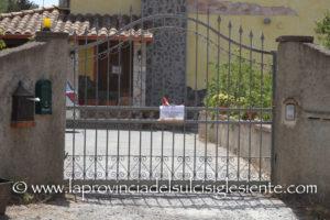 E' stata sottoposta a sequestro penale, a Carbonia, la villetta nella quale alle prime luci dell'alba ha perso la vita Anna Maria Merola.
