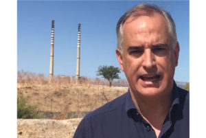 Mauro Pili lancia la mobilitazione dei sindaci e di tutti i sardi contro la realizzazione del deposito delle scorie nucleari in Sardegna.