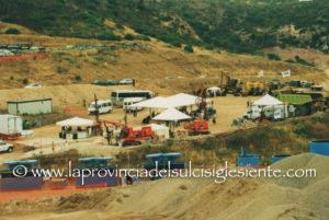 La Giunta regionale ha dato il via libera al progetto per le bonifiche dell'area mineraria dismessa di Santu Miali, a Furtei.