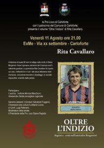 """Verrà presentato venerdì sera, a Carloforte, il libro """"Oltre l'indizio"""", di Rita Cavallaro."""