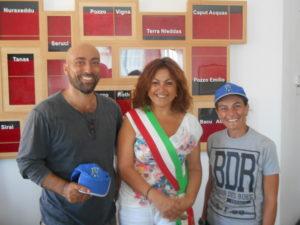 Tiziana Loi e Amir Kalbasi sono la prima coppia che si appresta a completare il percorso di 400 km del Cammino Minerario di Santa Barbara.