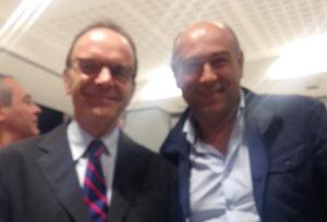 Il sassarese Tore Piana è il referente politico per la Sardegna di Stefano Parisi.
