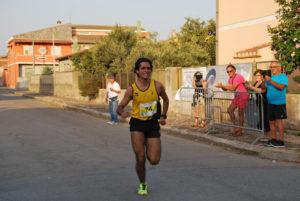 Tito Marteddu (Fiamme Gialle Simoni) in campo maschile e Beatrice Casati (Cus Pavia) in campo femminile, hanno vinto la 6ª Palmas Corre.