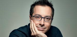 Lo scrittore Luca Bianchini domani sarà ospite, a Calasetta, al festival letterario-musicale LiberEvento.