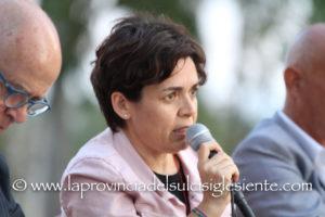 Barbara Argiolas (assessore del Turismo): «Stiamo finalmente facendo un grande passo avanti, dalla tutela passiamo alla messa a valore del paesaggio».