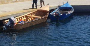 La domenica avventurosa di un clandestino sbarcato venerdì a Porto Pino: ricoverato al Sirai, fugge per raggiungere Cagliari ma a Villamassargia viene fermato dai carabinieri.