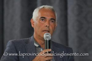 Roberto Puddu (CGIL): «Contro il sindaco di Iglesias un atto ignobile, certamente figlio della strategia dell'offesa seriale e all'istigazione all'odio nei Social».