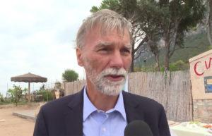 Incontro sul futuro della rete dei CEAS, sull'Isola di Tavolara, con il ministro Graziano Delrio.