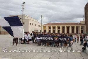 E' ritornato il sereno nei rapporti tra il comune di Carbonia ed il Carbonia calcio ma l'Amministrazione non ha incontrato calciatori e tifosi.