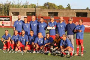 Ha preso il via questo pomeriggio, allo stadio Comunale di Sant'Antioco, la settima edizione del Memorial Silvio Olla.