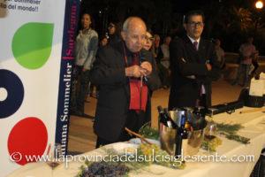 """Si conclude questa sera, la prima edizione del """"Carbonia Wine Festival""""."""