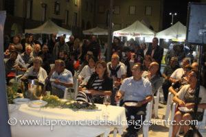 """Bilancio positivo per la prima edizione del """"Carbonia Wine Festival"""" circa 1.100 i tickets venduti."""