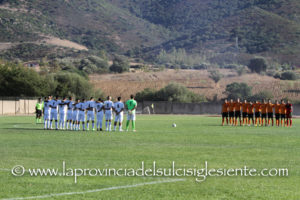 Il giudice sportivo ha accolto il ricorso del Carbonia, decretando il 3 a 0 a tavolino per il derby di Coppa Italia con il Carloforte giocato a Villamassargia.