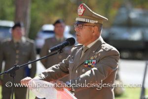 Venerdì 2 maggio, si terrà l'avvicendamento al vertice del Comando Militare Esercito Sardegna tra il Generale di Corpo D'Armata Giovanni Domenico Pintus ed il Generale di Brigata Francesco Olla.