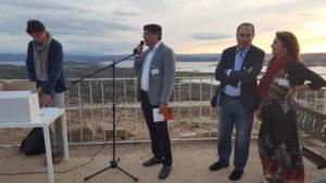 """E' stato presentato presso il Forte Arbuticci sull'Isola di Caprera, il libro """"I segreti di Garibaldi a Caprera""""."""