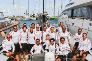Oggi il debutto di Adelasia di Torres alla prestigiosa Maxi Yacht Rolex Cup a Porto Cervo.