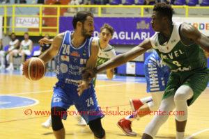 """La Dinamo Banco di Sardegna e l'Auxilium Torino sono le finaliste dell'International Basketball Tournament """"City of Cagliari"""" 2017."""