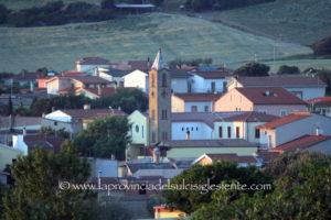 Sabato 9 e domenica 10 settembre, alcune vie di Serbariu verranno chiuse al traffico per la festa patronale.