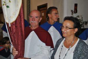 Gavino Assaretti è il nuovo priore della confraternita stintinese della Beata Vergine della Difesa.