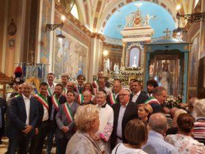 """Grande successo per la 789esima edizione della """"Festa manna di Gaddura"""" di Luogosanto."""