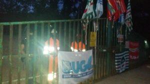 Simone Testoni (UGL): «La pazienza dei minatori di Olmedo sta finendo».