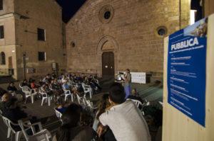 Ottavo appuntamento con le lezioni in piazza curate dalla Scuola Civica d'Arte Contemporanea di Iglesias sabato 21 ottobre, alle ore 18,00.