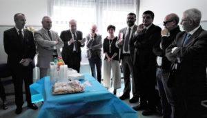 Sono stati inaugurati oggi i nuovi ambulatori della Senologia multidisciplinare aziendale coordinata dell'Aou di Sassari (SMAC).