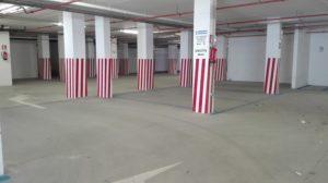 Al Santissima Annunziata di Sassari 33 nuovi posti auto a disposizione degli utenti.