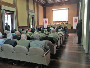 La sala conferenze della Fondazione di Sardegna ospiterà venerdì 20 ottobre 4° incontro storico culturale incentrato sul 100° anniversario di Caporetto.