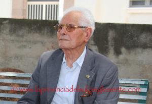 Giba è in festa per il 100° compleanno del cavaliere Casimiro Fois.